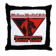Cute Englishtown Throw Pillow