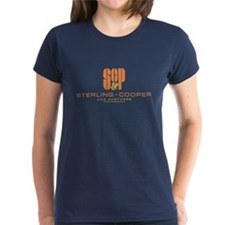 Sterling Cooper & Partners Logo Women's Tee