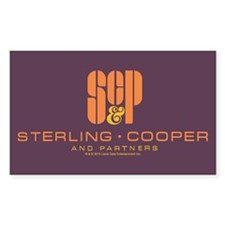 Sterling Cooper & Partners Logo Decal