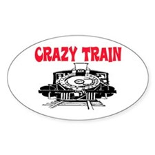 CRAZY TRAIN Decal