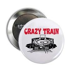 "CRAZY TRAIN 2.25"" Button"