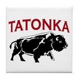 TATONKA Tile Coaster