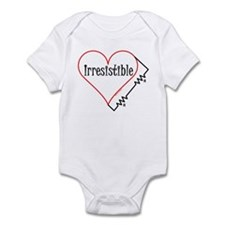 Irresistible Future Engineer Onesie