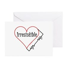Irresistible Engineer Greeting Cards (Pk of 10