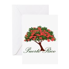 Unique Boricua Greeting Cards (Pk of 10)
