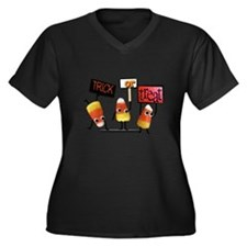 Cute candy corns Plus Size T-Shirt