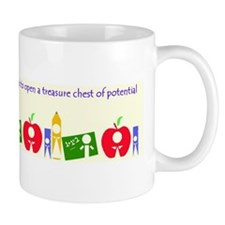 """To teach is..."" Mug"