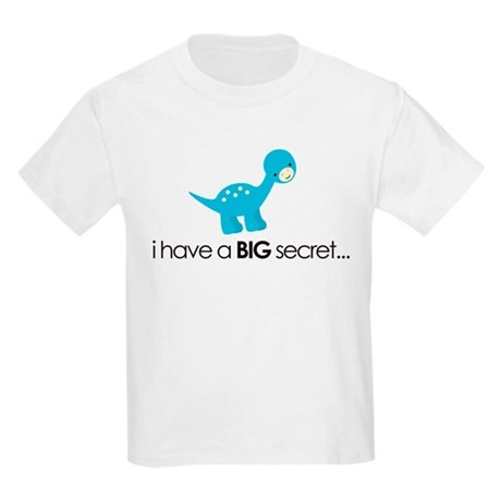 i have a secret big brother Kids T-Shirt