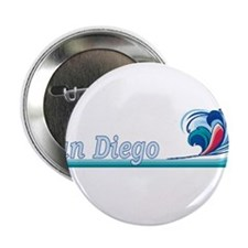 "Funny Laguna beach 2.25"" Button (10 pack)"