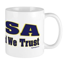 USA - In God We Trust Mug
