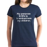 Embarrass my Children Tee