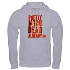 The Walking Dead Already Hoodie