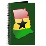 """Ghana Bubble Map"" Journal"