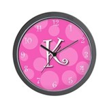 initial &quot;k&quot; Wall Clock