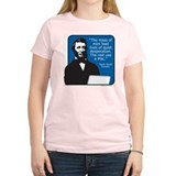 Thoreau Mac Women's Pink T-Shirt