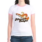 Afternoon Delight Jr. Ringer T-Shirt