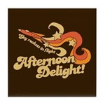 Afternoon Delight Tile Coaster