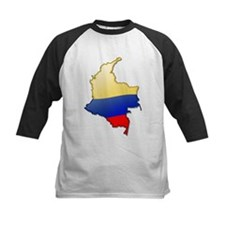 """""""Colombia Bubble Map"""" Tee"""