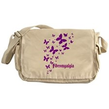 Fibromyalgia Messenger Bag