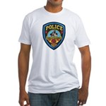 Florence PD Canine Fitted T-Shirt