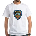 Florence PD Canine White T-Shirt