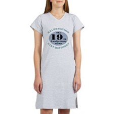 Funny 40th Birthday Women's Nightshirt