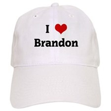 I Love Brandon Cap