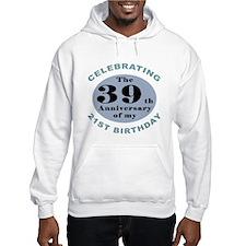 Funny 60th Birthday Hoodie