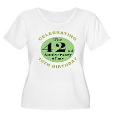 Funny 60th Bi T-Shirt