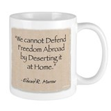 Mug: Defend-Murrow