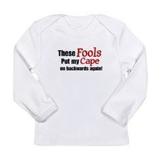 These Fools Cape Long Sleeve T-Shirt