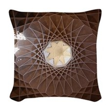 Yazd Woven Throw Pillow