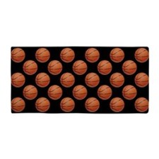 Basketball Beach Towel