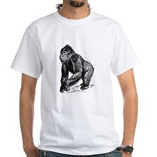 Gorilla Sketch T-Shirt