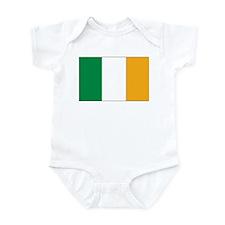 Ireland Flag Onesie