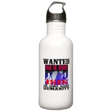 Wanted Poster ISIS Dea Water Bottle