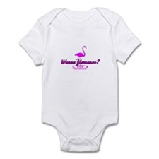 Wanna Flamenco? Infant Bodysuit
