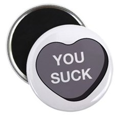 "Mean Candy 2.25"" Magnet (10 pack)"