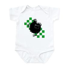 Chicken Knight Infant Bodysuit
