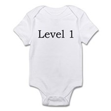 Infant Bodysuit, Level 1 baby