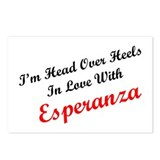In Love with Esperanza Postcards (Package of 8)