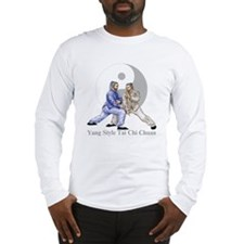 Yang Tai Chi Chuan Long Sleeve T-Shirt