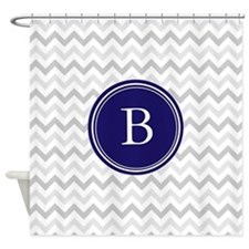 Navy Grey Shower Curtains Navy Grey Fabric Shower Curtain Liner