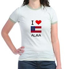 I Love ALMA Georgia T-Shirt