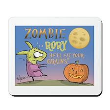The Barn: Zombie Rory Mousepad