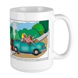 Marvin's Airbag Coffee Mug