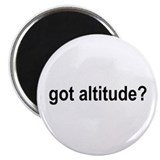Got Altitude? Magnet