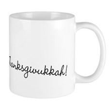 Happy Thanksgivukkah Mug