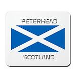 Peterhead Scotland Mousepad