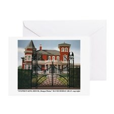 THE STEPHEN KING HOUSE GREETING CARD, Pk of 10